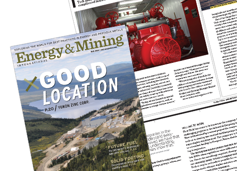 Industrial Fire Pumps - Featured in Energy & Mining