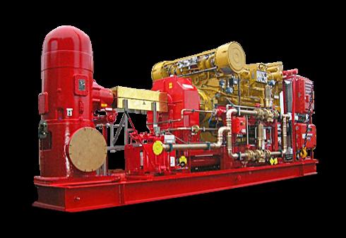 Offshore Fire Pumps