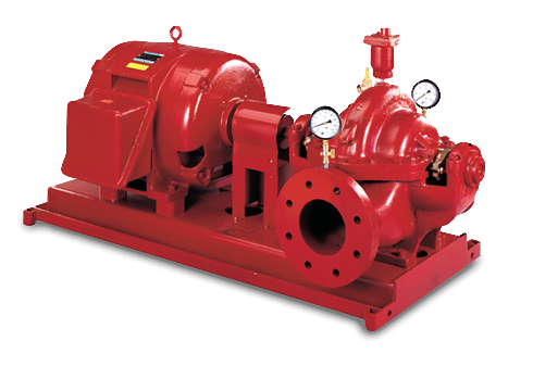 Horizontal Split Case Fire Pumps