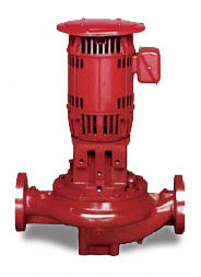 Vertical Inline Fire Pumps Houston, TX